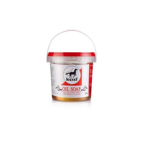 JABONCILLO LEOVET GEL (CAJA 6 UNIDADES 500 g)