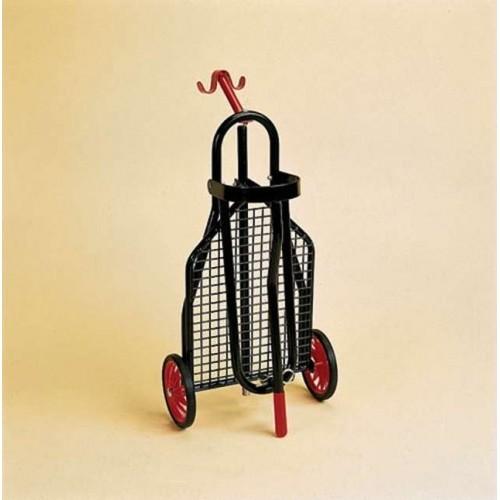 Portasillas portatil stubbs con ruedas plegable s4900