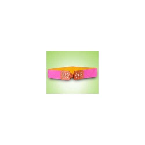 Cinturon mujer rosa