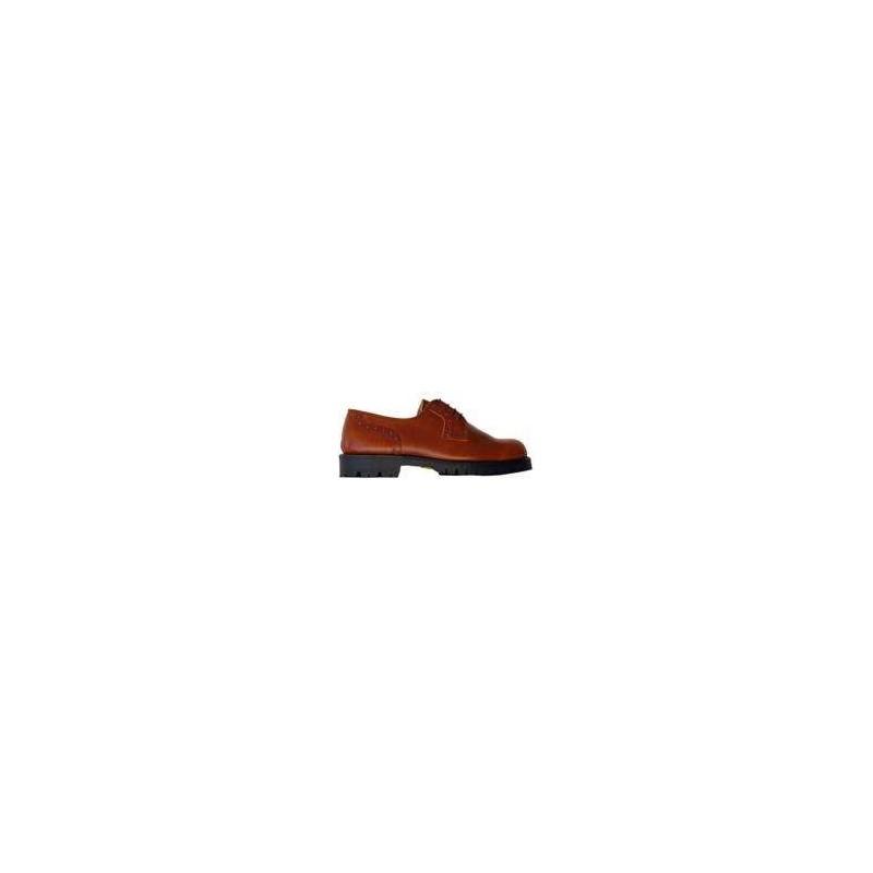 Zapato cartujano bronce
